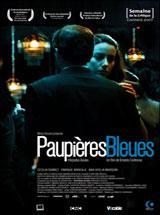 Paupières bleues