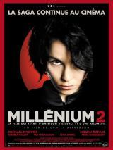 Millenium 2 – La Fille qui rêvait d´un bidon d´essence et d´une allumette