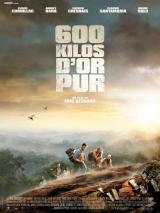 600 kilos d'or pur