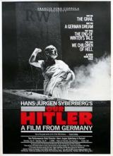DVD «Hitler, un film d'Allemagne»