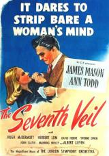 Le Septième Voile (The Seventh Veil – Compton Bennett, 1945)