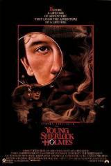 Le Secret de la Pyramide (Young Sherlock Holmes – Barry Levinson, 1985)