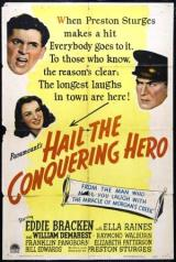 Héros d'occasion (Hail the Conquering Hero, 1944)