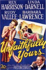 Infidèlement vôtre (Unfaithfully Yours, 1948)