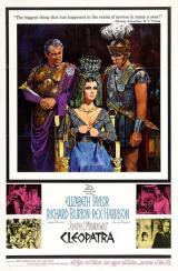 Ressortie Cléopâtre (Joseph L. Mankiewicz ,1963)