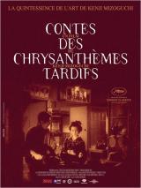 Contes des chrysanthèmes tardifs (Kenzi Mizoguchi, 1939)