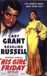 La Dame du vendredi (His Girl Friday, 1940)
