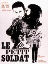 Le Petit soldat (Jean-Luc Godard, 1960)