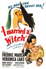 Ma femme est une sorcière (I Married a Witch, 1942)