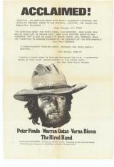 L'Homme sans frontière (The Hired Hand – Peter Fonda, 1971)