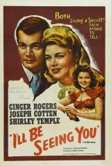Étranges vacances (I'll Be Seeing You –  William Dieterle, 1944)