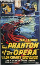 Le Fantôme de l'opéra (Rupert Julian, 1925)