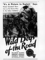 Wild Boys of the Road (William A. Wellman, 1933)