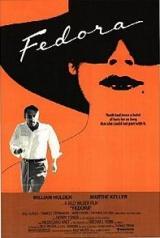 DVD «Fedora»