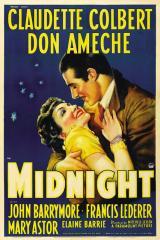 La Baronne de minuit (Midnight – Mitchell Leisen, 1939)