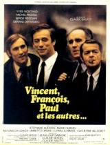 Vincent, François, Paul… et les autres (1974)
