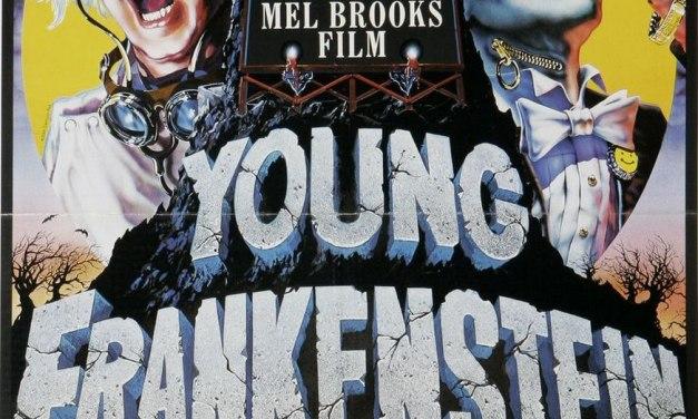 Frankenstein Junior de Mel Brooks