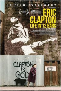 Eric Clapton Life in 12 Bars