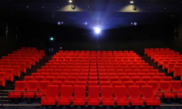 La salle de cinéma… au cinéma !