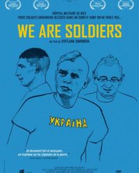 We are soldiers
