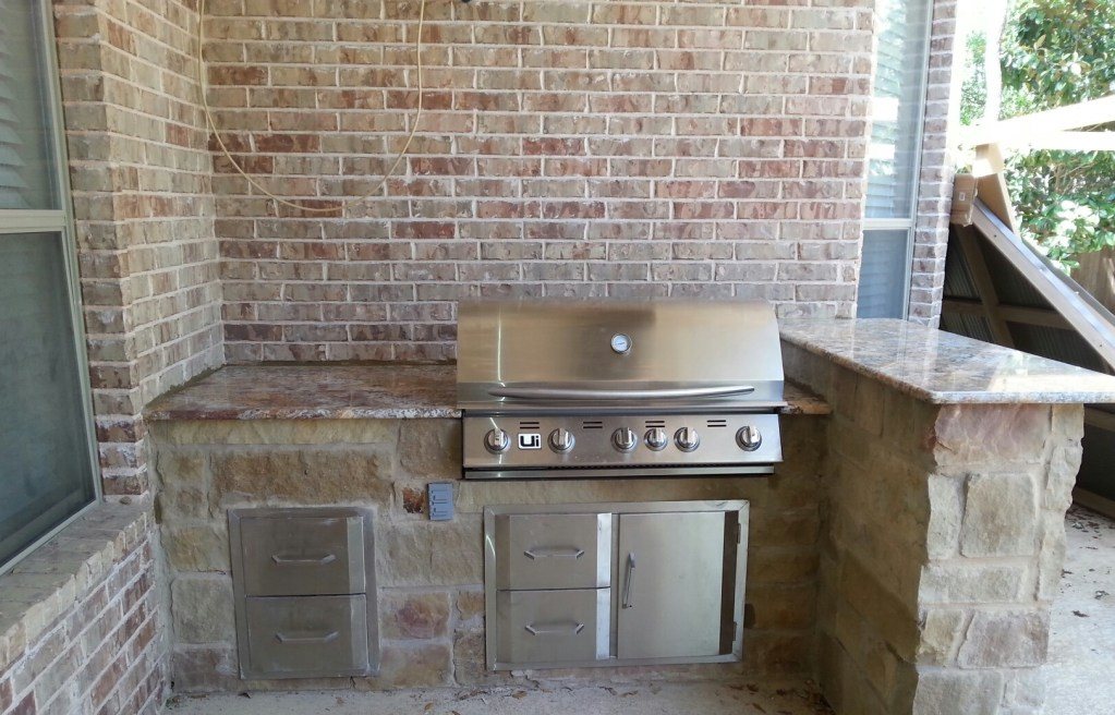 outdoor living construction Austin TX