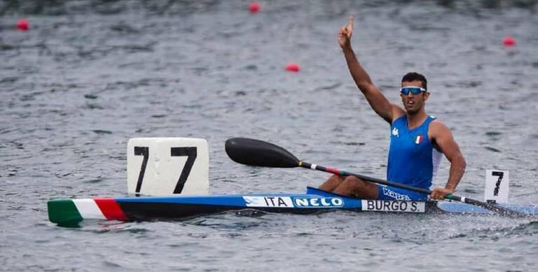 """Samuele Burgo: """"Sogno l'oro alle Olimpiadi"""" - Il Faro Online"""