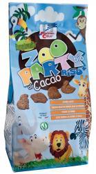 BuongiornoBio biscotti Zoo party finestra cielo