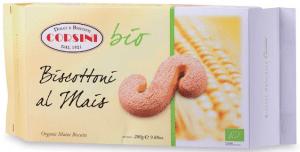 corsini bio biscottoni al mais
