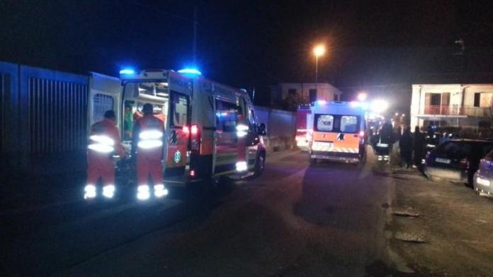 incidente notte