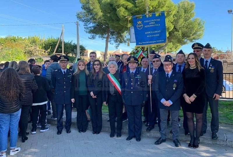 """L'Aeronautica Militare a Scordia all'evento """"Settimana della Legalità"""""""