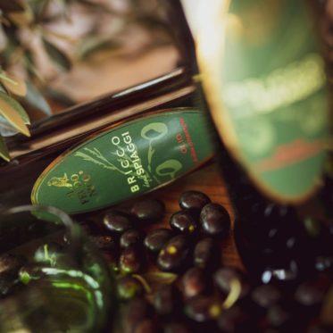 L'Olio EVO Bricco degli Spiaggi e le olive mature