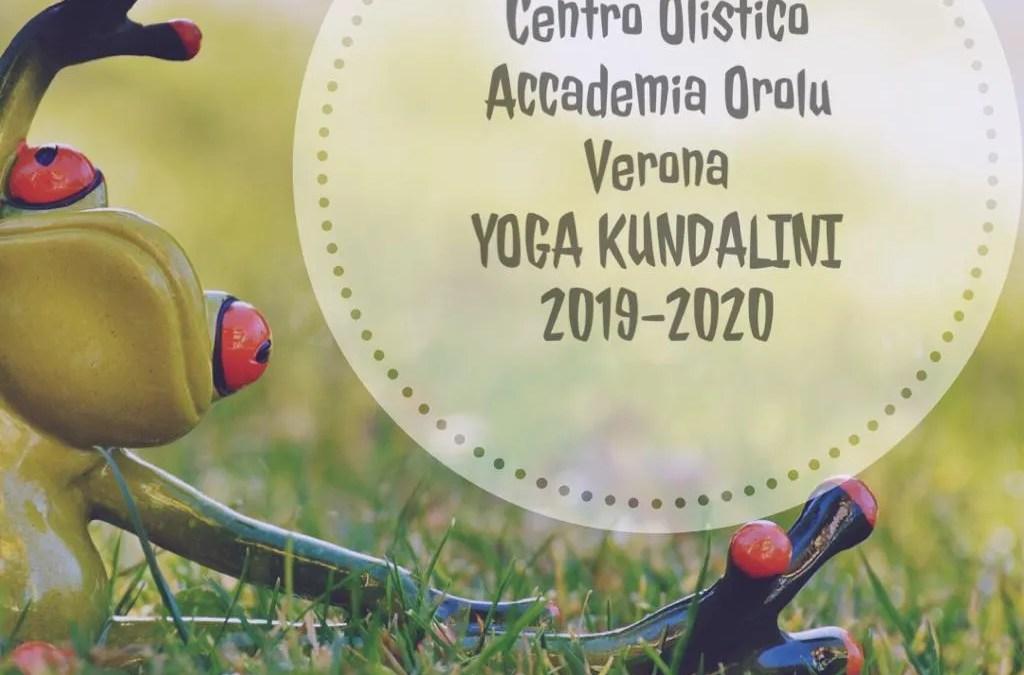 Yoga Kundalini presso Accademia OROLU