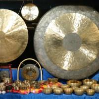 Musicoterapia con Gong