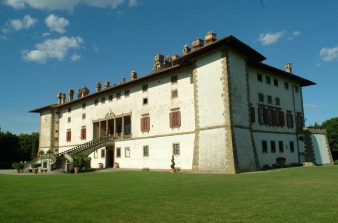Villa medicea Artimino