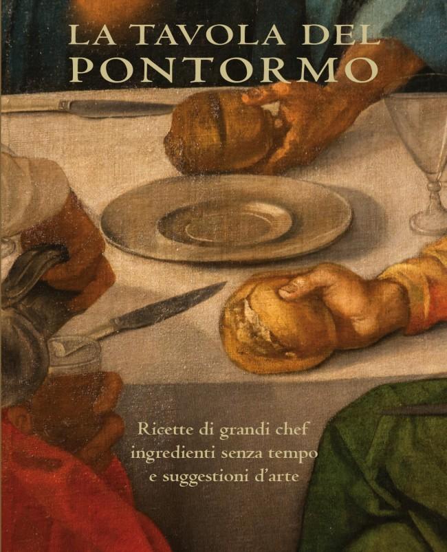 COVER LA TAVOLA DEL PONTORMO