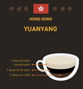 caffè del mondo Hong Kong