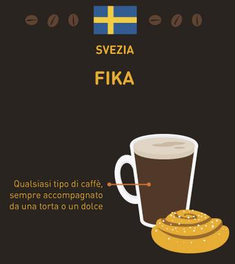 caffè del mondo svezia