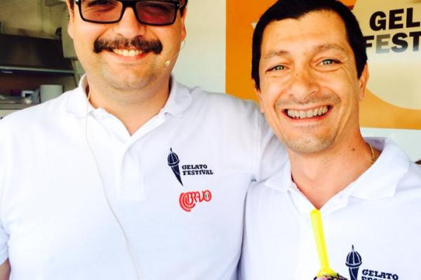 giampiero burgio - Gelato Festival