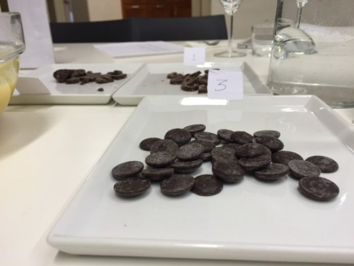 cioccolato scadente