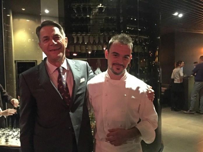 chef matteo lorenzini Se-Sto on Arno - Il Forchettiere