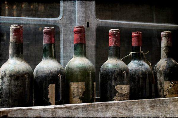 old wine