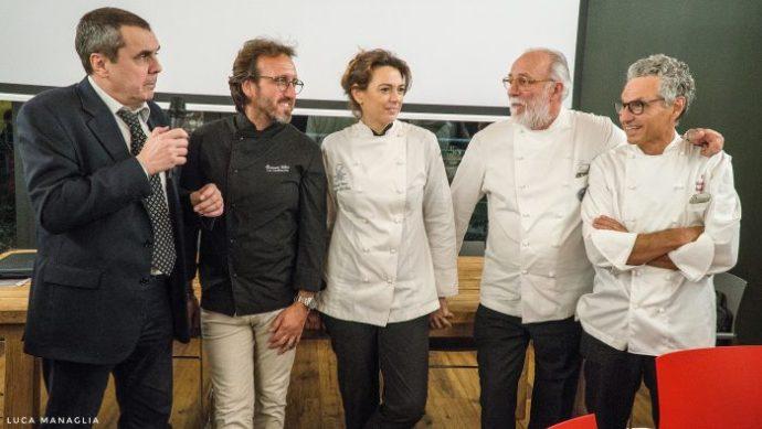 la regola degli chef
