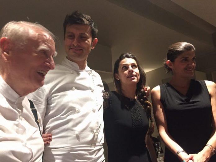Cibo & arte: al Pepe Nero (Prato) gli ispirati piatti-quadri dello chef Mirko Giannoni