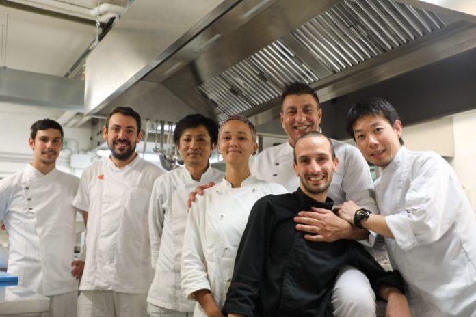 chef Daniele Pescatore