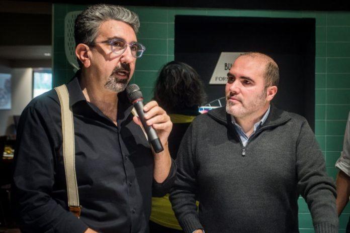 Sabino Berardino Marco Gemelli @FOTO Paolo Matteoni