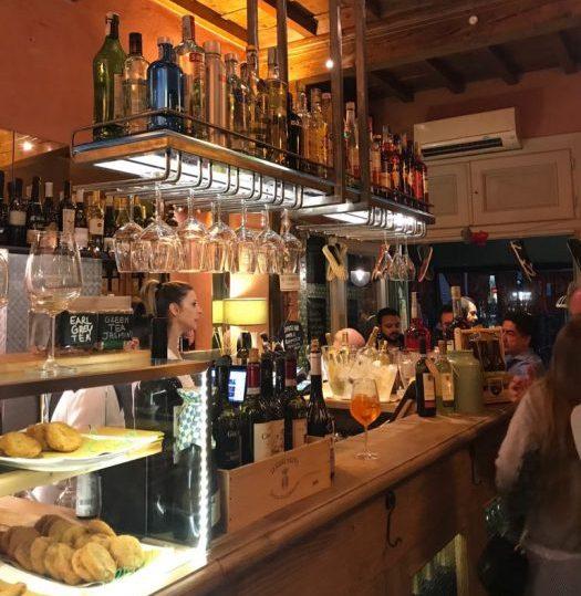 DorsoDuro 3821, l'omaggio fiorentino alla cucina veneziana e... allo Spritz