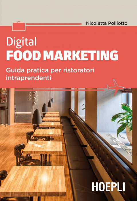 Digital Food Marketing copertina