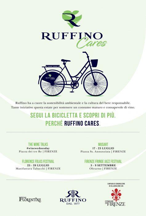 Pagina Ruffino Cares