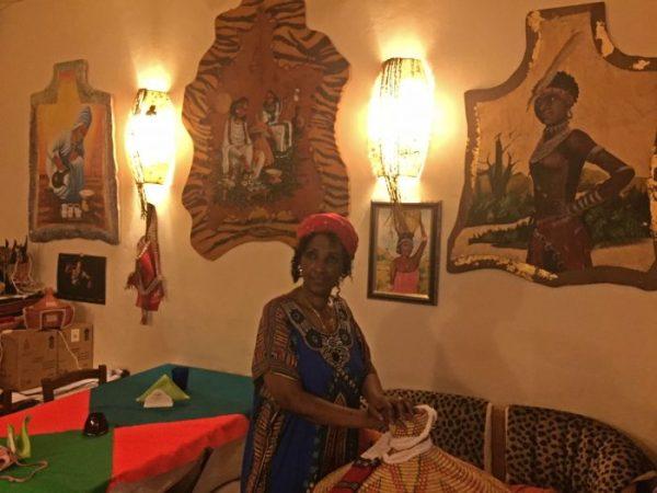 ristorante eritreo