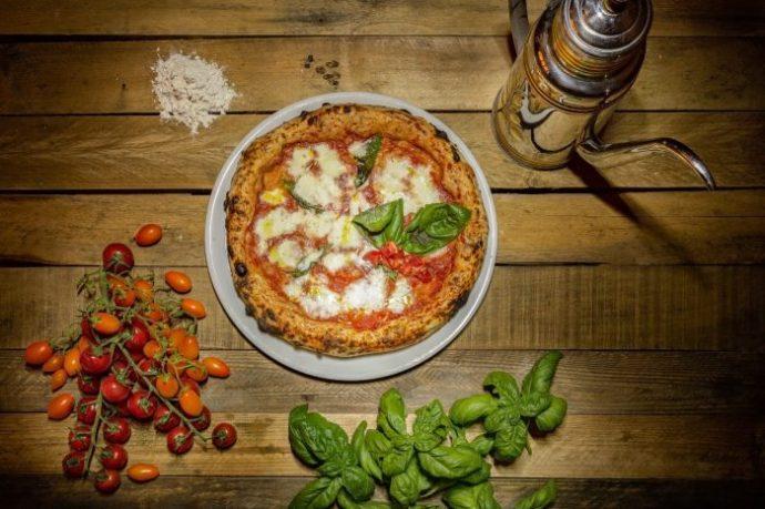 margherita alto Pizza convivium